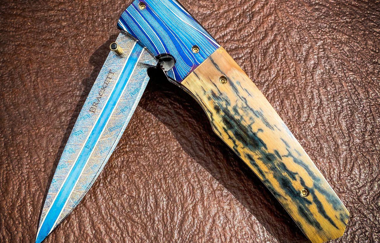 Jamin Brackett Knives