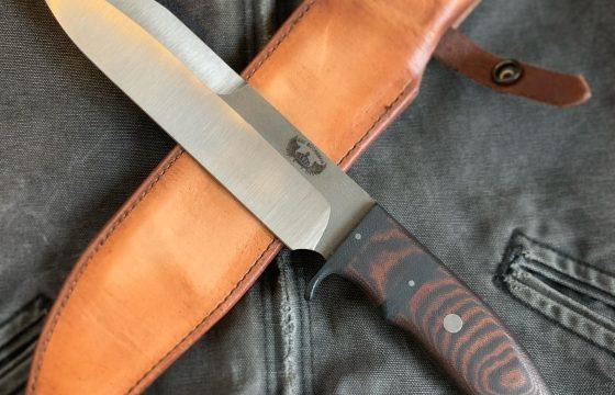 Zac Buchanan Knives
