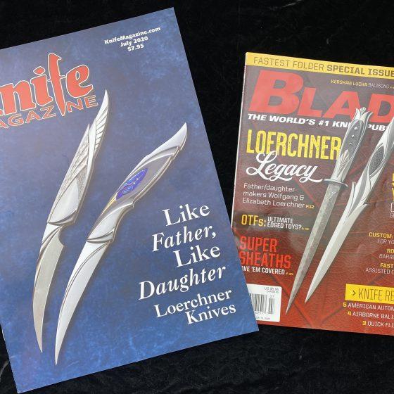 Knife Magazine Blade