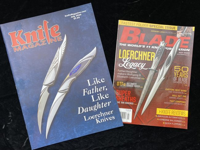 Knife Magazine Blade
