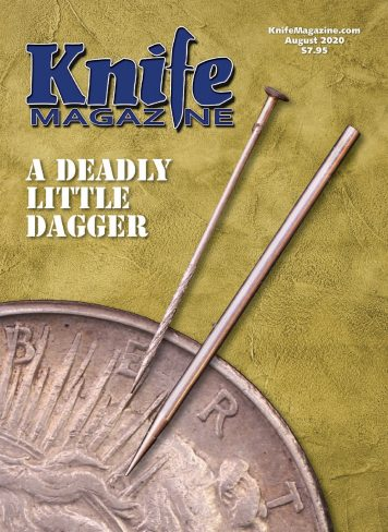Knife Magazine August 2020