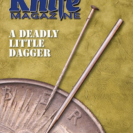 Knife Magazine August 2020