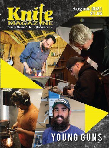 Knife Magazine August 2021