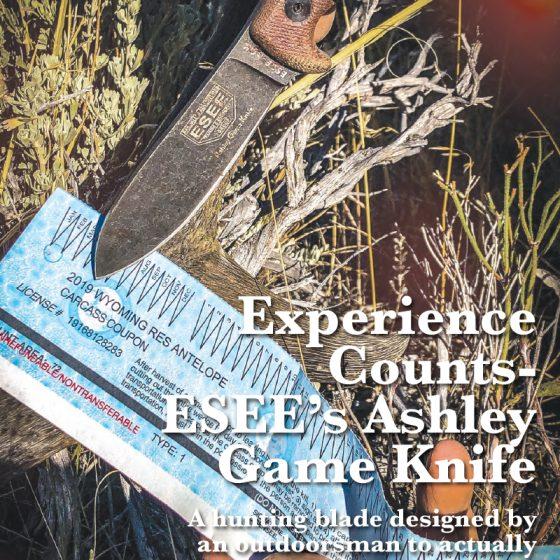 ESEE Game Knife