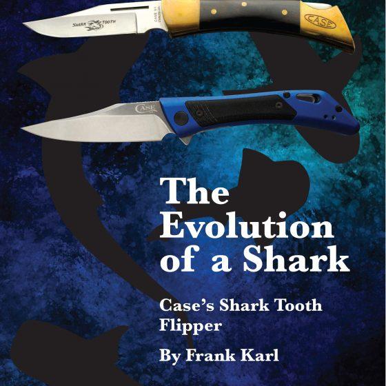 Case Shark Tooth