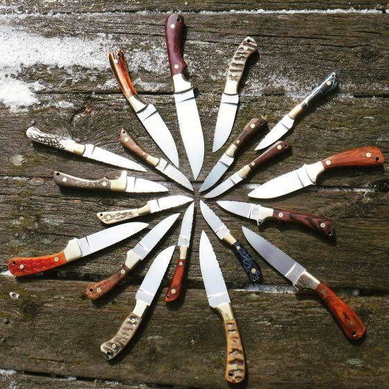 Ed Desch Knives