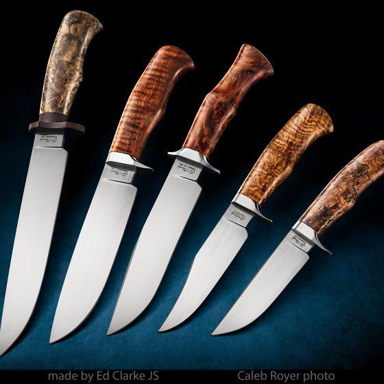 Ed Clarke Knives