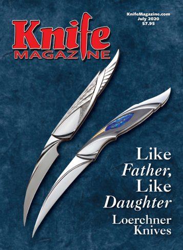 Knife Magazine July 2020