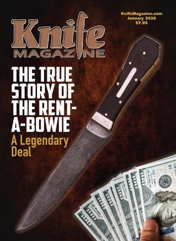 Knife Magazine January 2020