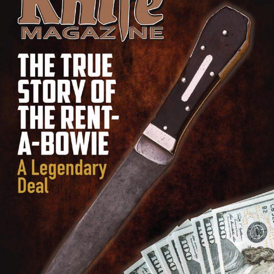Knife Magazine January 2020