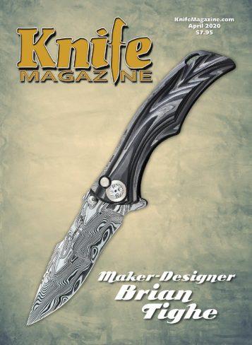 Knife Magazine April 2020