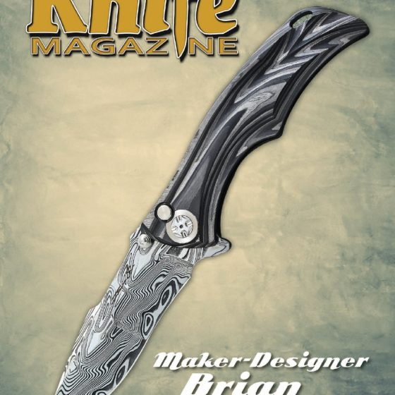 Knife Magazine April 2020