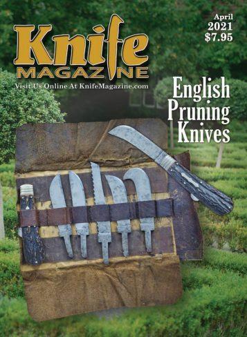 KNIFE Magazine April 2021