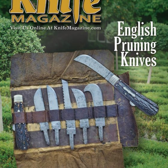 KNIFE Magazine April 2021