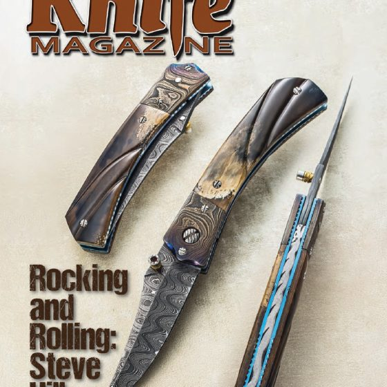 Knife Magazine September 2020