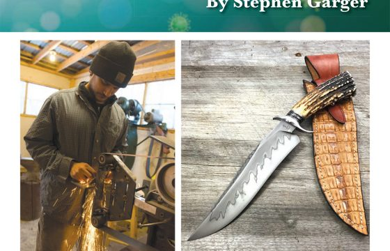 Coronavirus Custom Knife Industry