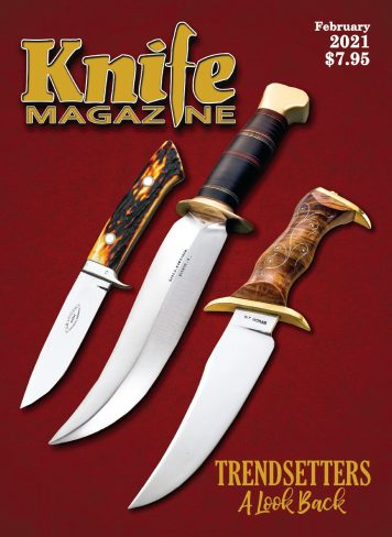 Knife Magazine February 2021