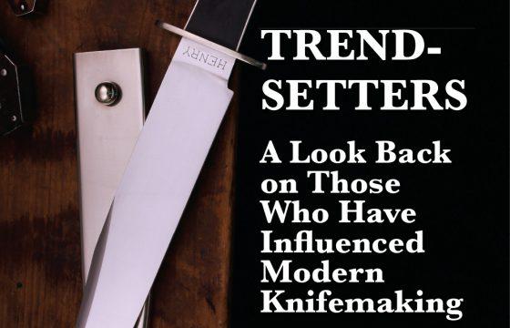 Custom Knife History