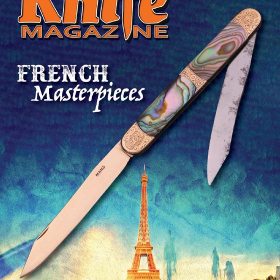 Knife Magazine March 2020