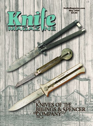 Knife Magazine May 2020