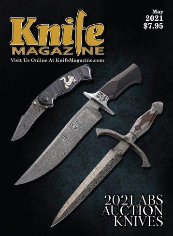 Knife Magazine May 2021