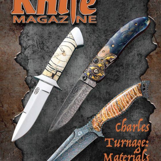 Knife Magazine Novemeber 2020