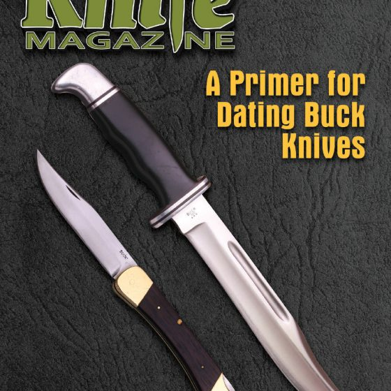 Dating Buck Knives