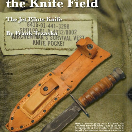Jet Pilot's Knife