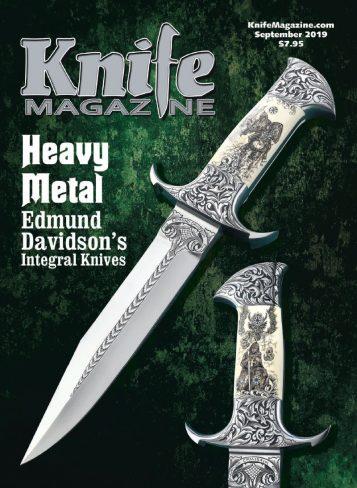 Edmund Davidson Integral Knives