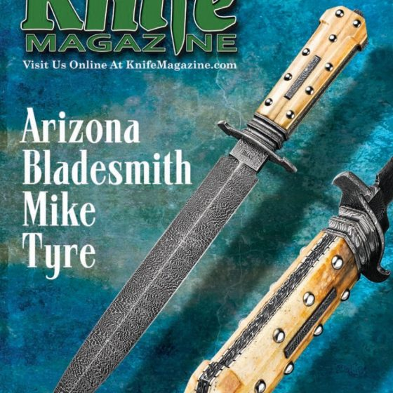 KNIFE Magazine March 2021