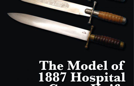 Model 1887 Hospital Bolo