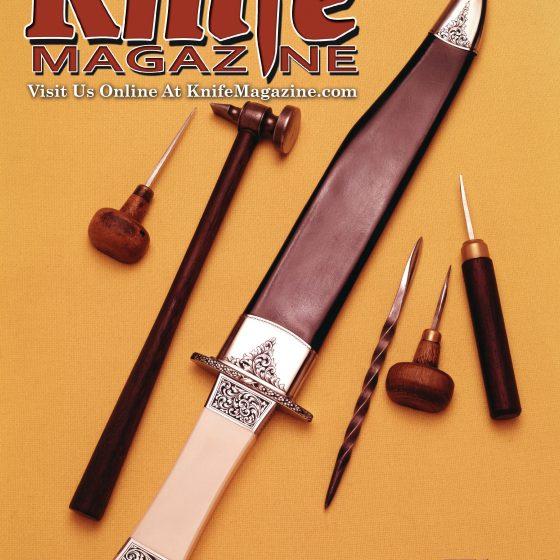 KNIFE Magazine October 2021 Issue