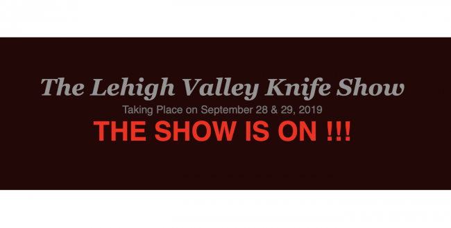 Lehigh Valley Knife Show
