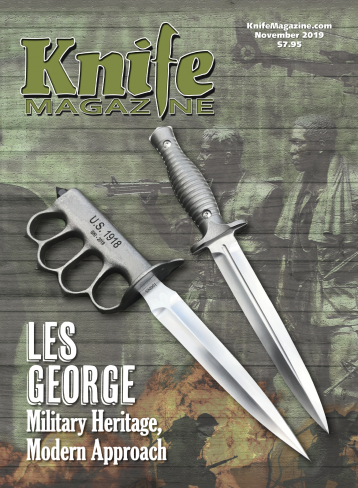 Les George Knives