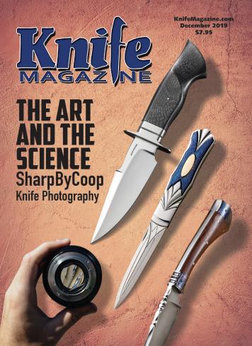 Knife Magazine December 2019
