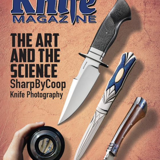 Knife Magazine December 2019