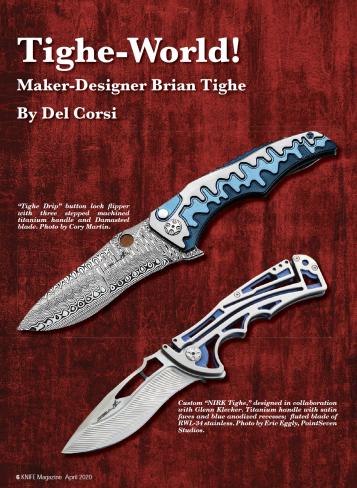 Brian Tighe Knife