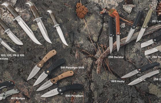 Buck Knives 2021
