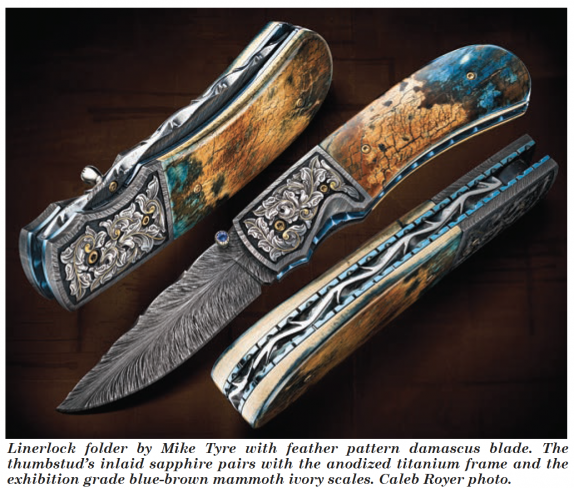 Mike Tyre Knives