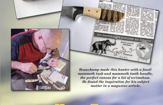 How to Scrimshaw