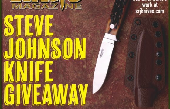 Steve Johnson Knives