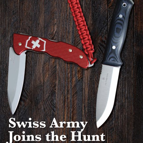 Swiss Army Fixed Blade