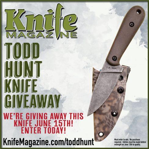 TM Hunt Knife