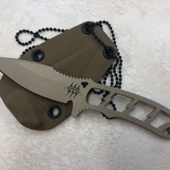 Attleboro knives Dau Tranh Review