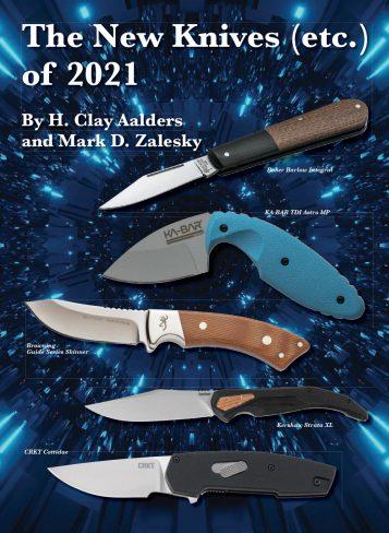 New Knives 2021