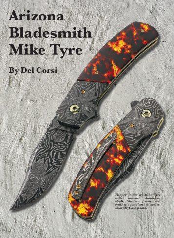 Mike Tyre Knifemaker