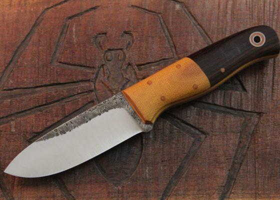 Fiddleback Forge Knives