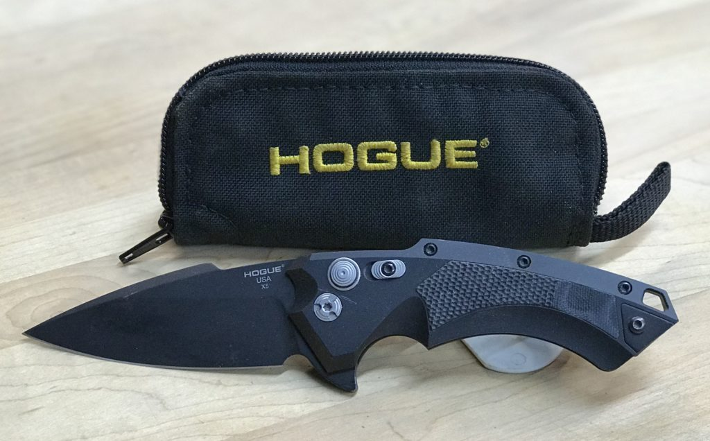 Hogue X5 review
