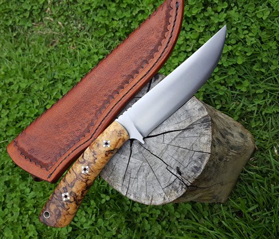 Pete Winkler Cross Knives